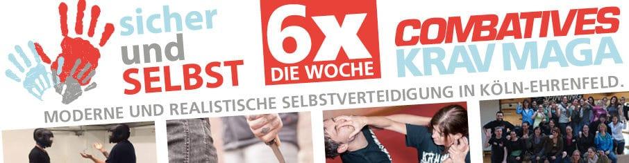 Combatives Krav Maga – Selbstverteidigung in Köln